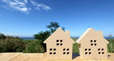 東近江市の造園・外構工事・留守宅管理なら花久造園へ しばらく人が住む予定がない住宅がある