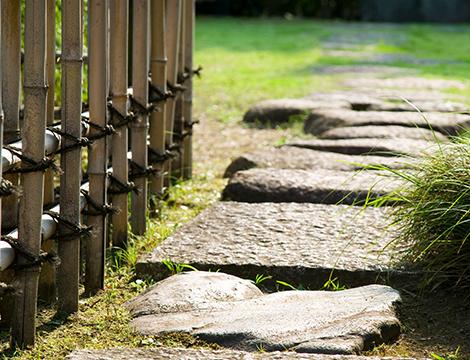 東近江市の造園・外構工事・留守宅管理なら花久造園へ サービスのポイント