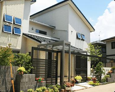 東近江市の造園・外構工事・留守宅管理なら花久造園へ 季節の移ろいを感じる庭づくり